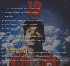 Chance The Rapper 10 Day Mixtape Cd Acid Rap Coloring Book Free Ship