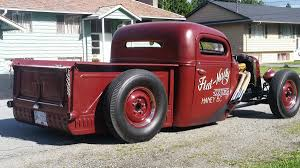 100 1938 Ford Truck Rudy Style The HAMB