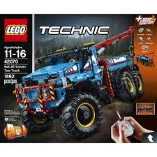 100 Tow Truck Games Online LEGO Technic 6x6 All Terrain 42070 LEGO ToysRUs