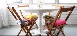 housse assise de chaise 1001 idées et inspirations de motifs pour coussin de chaise