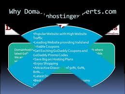 GoDaddy Promo Codes & GoDaddy Coupons At Domainhostingexperts.com