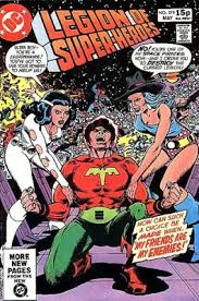 DC Comicss Legion Of Super Heroes Issue 275