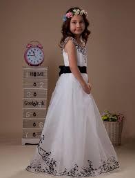 black and white junior bridesmaid dresses naf dresses