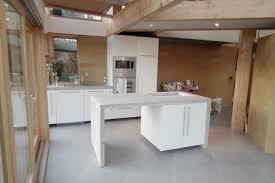 construire un ilot central cuisine caisson ilot cuisine cuisine en image intended for comment