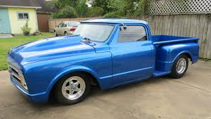 Custom Pro Street - Multi Show Winner 1968 Chevy C10 Pickup Truck ... Street Feature Tony Richardsons Prostreet 37 Chevy Truck Silverado 4cylinder Heres Everything You Want To Know About 1957 Chevrolet Pick Up Bangshiftcom Would You Rather The 1990s Pro Edition 1966 C10 Truck Pro Street 454 Bbc 1965 C Blown Trucks Allsteel 8second 900hp 1951 1959 Streetdrag Trucks Pinterest