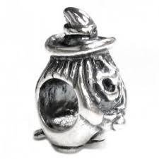 Pandora Halloween Charms by Queenberry Com Sterling Silver 3mm Snake Bracelet With Bead Snap