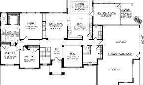 Smart Placement Story Car Garage Plans Ideas by Smart Placement House Plans One Story With Basement Ideas