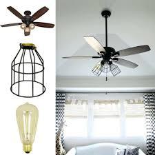 ceiling fan hunter ceiling fan globe shades hunter lancaster