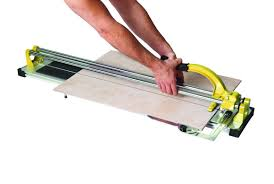 Brutus Tile Cutter Home Depot by Qep 10900q 35 Inch Manual Tile Cutter With Tungsten Carbide