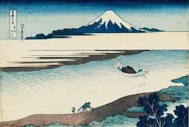 24 vues du mont fuji par hokusai l influx