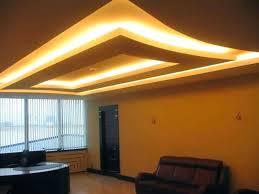 Suspended Ceiling Lighting Options Basement Drop Ceiling Lighting