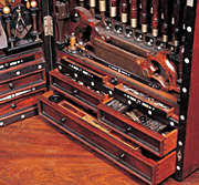 the h o studley tool chest fine woodworking article tools
