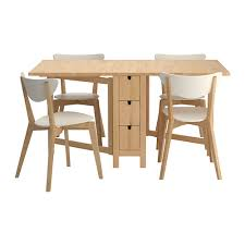Dining Room Sets Ikea by Norden Nordmyra Table And 4 Chairs Ikea House Ideas