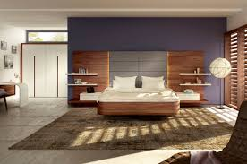 White Wooden Headboard Double by Furniture White Wooden Bed With Headboard Shelf And Sliding