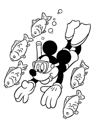 Summer Holiday Coloring Pages 1670
