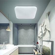 deckenleuchte led badezimmer küche schlafzimmer led le decke wohnzimmer esszimmer studie balkon flur bad moderne quadratische wasserdichte