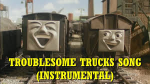 Troublesome Trucks Song - (HD) (Instrumental) - YouTube Thomas The Train Trackmaster Troublesome Trucks Amazoncouk Toys Friends Dailymotion Video Kristen Rock Google The And Review Station April 2013 Hauling Dumping Off For By Konnthehero On Deviantart Song Hd Instrumental Youtube Hobbies Tank Engine Find Ertl Products Online Worst Episodes Of Episodeninja Trucks Song