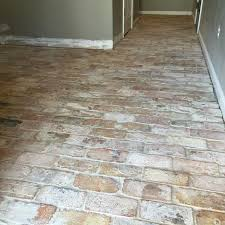 best 25 brick tile floor ideas on porch to mudroom for