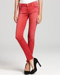 faded red jeans jeans to