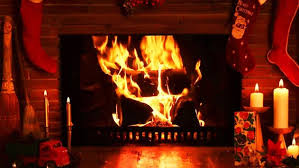 Christmas Fireplace Live Wallpaper APK Download Free