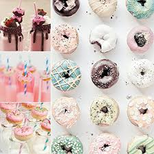 18er silikon form zum backen und basteln mini donuts für