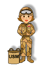 Clipart Women In Army Clip Art