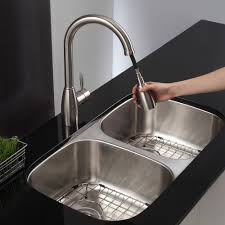 Glacier Bay Faucet Leaking From Neck by Kitchen Glacier Bay Pull Out Kitchen Faucet Water Ridge Pull