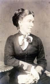 Elise Schumann Im Alter Von Ca 30 Jahren
