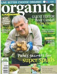 Start To Grow Great School Garden in Organic Gardener