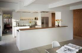 cuisine americaine avec bar cuisine semi ouverte sur salon galerie et modele cuisine ouverte