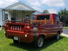 100 Craigslist Cars Trucks Chicago 1967 Dodge A100 Slant 6 Pickup For Sale In Griffith IL