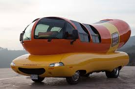 2014 Oscar Mayer Wienermobile: First Vehicle For