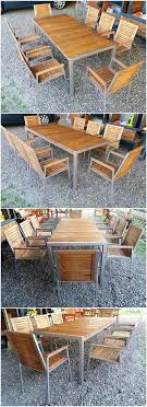 Amazing DIY Tips To Make Fabulous Things From Pallets | DIY Pallet ... 30 Plus Impressive Pallet Wood Fniture Designs And Ideas Fancy Natural Stylish Ding Table 50 Wonderful And Tutorials Decor Inspiring Room Looks Elegant With Marvellous Design Building Outdoor For Cover 8 Amazing Diy Projects To Repurpose Pallets Doing Work 22 Exotic Liveedge Tables You Must See Elonahecom A 10step Tutorial Hundreds Of Desk 1001 Repurposing Wooden Cheap Easy Made With Old Building Ideas