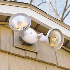 Home Decorating Design Outdoor Lighting Motion And Light Sensor