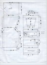 Mame Arcade Cocktail Cabinet Plans by How To Build A Pong Replica Arcade And Pinball Atariage Forums