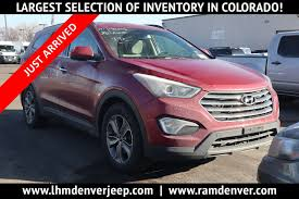 100 Santa Fe Truck Used 2015 Hyundai For Sale Deral Heights CO Call 888