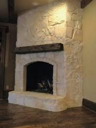 Beautiful Lava Rock Fireplace Tsumi Interior Design