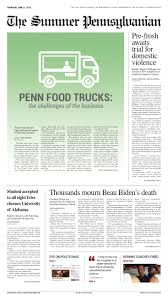 June 11, 2015 By The Daily Pennsylvanian - Issuu 75 Best Colleges For Food 2018 Ranking Franklin Field Penn Quakers Stadium Journey Koja Grille Restaurant Sarah Kho The Urban Hey Day Today Why Youre Seeing More And Hal Trucks On Philly Streets On Campus Pladelphia Admissions Penns Center Innovation Set Up A Quick Stop Steve Case Franklins Table Ultimate Guide To Phillys New Hall New Student Issue Beginners Guide Eating Around Campus