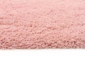Rug Culture Pandora Collection Thick Soft Polar Pink Shag Rug