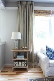 Ikea Sanela Curtains Beige by Best 25 Extra Long Curtains Ideas On Pinterest Long Curtains