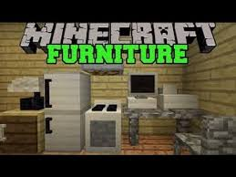 how to get furniture in minecraft with one command no mods