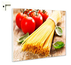 magnettafel pinnwand küche spaghetti