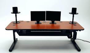 Kangaroo Standing Desk Dual Monitor by Ergo Standing Desk U2013 Hugojimenez Me