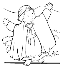 Bible Coloring Pages 4 5