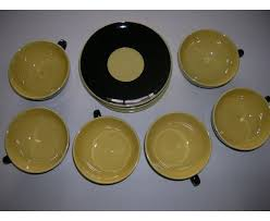 villeroy boch biarritz tea service model selency