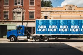 100 Bud Light Truck Beer Blog Lakeshore Beverage Hand Family Companies