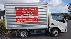 100 Box Truck Rentals Franklin For A Range Of Trucks