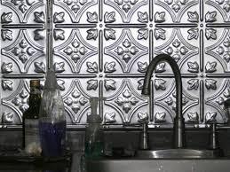 kitchen backsplash tin backsplash ideas stainless steel