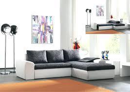 canape gris design articles with canape design noir et blanc cuir tag canape blanc