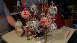 Christmas Tree Decorations Ideas Youtube by How To Make Heirloom Christmas Ornaments With Jewelry Youtube